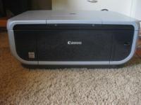 Type: Printers Type: Canon Canon PIXMA MP600 prints,