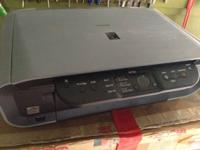 Printer/scanner no power cord 15.00