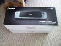 Brand New - Never Opened Canon Pixma Pro9000 Mark II