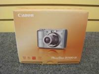 Canon PowerShot A1100 IS  NIB (12.1 Mega Pixels, 4x