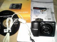 Excellent condition, hardly used, bought new camera.
