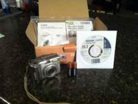 Powershot A530 Digital Camera Good condition, works