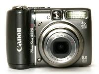 I have this Canon PowerShot that I received as a gift a