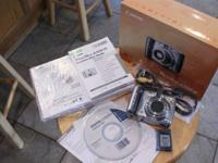 Canon power shot a720 IS.  Comes with/in original box,