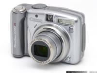 Nice Functional Digital Camera with 6X Optical Zoom and