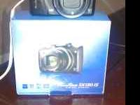 I have a Canon Powershot sx130 is digital camera like