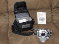 This Canon Powershot S2 IS is in excellent shape,