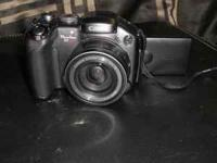 This listing is for a black/steel colored Canon