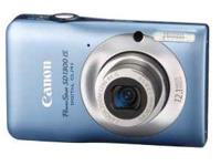 Canon PowerShot SD1300IS 12.1 MP Digital Camera with 4x