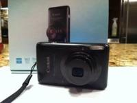 For Sale we have a Canon PowerShot SD1400 IS Digital