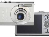 I have a 10megapixel Canon Powershot SD790 is, with