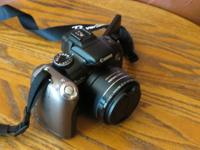 Canon Powershot sx20 for sale. This camera has been