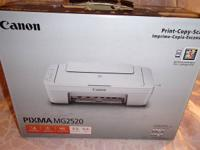 Hey there.  We have a Cannon Printer for sale.  Printer