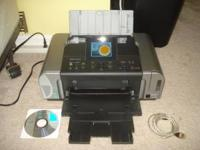 This Canon printer is the model PIXMA iP6600D. It is in