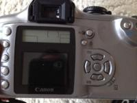 Type: Digital Camera Brand: Canon I have on auction a