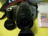 Was 30 bucks ... Canon XSN-35-80mm lens.open box from