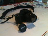 Canon Film Rebel. In great condition. Call Jan