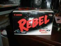 Canon Rebel XS 10.1MP Digital SLR Camera with EF-S