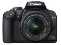 I have a Canon Rebel XS 10.1MP Digital SLR Camera with