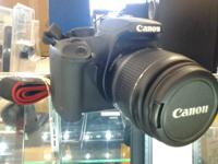Really nice condition Canon Rebel XS, comes with