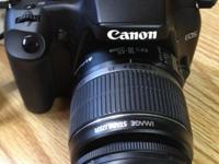 Canon Rebel XS Kit for sale - just looking to upgrade