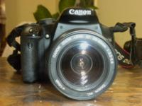 Description I'am selling a Canon Rebel XSI 450D 12.2MP