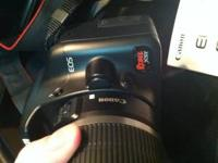 Canon Rebel Xsi, Eos 450D. Comes with, all manuals and