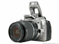 Canon  Rebel XT EOS DS126 8.0-megapixel CMOS sensor