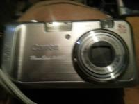 5.0 Megapixel Canon PowerShot Model A460 in box fresh