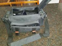 Very good condition - Padded, With Clip, With Strap -