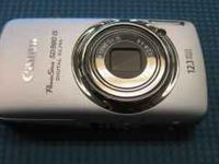I am Selling a Canon SD980IS 12.1MP Digital Camera It