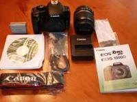 canon SLR digital camera new for $380.00 cell#  if you