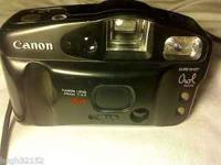 Canon Sure Shot Owl AF 35mm Film Camera Gently used