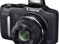 Canon Powershot SX160is digital camera. Outstanding