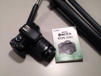 This canon t2i (550d) was purchased new 2 years back
