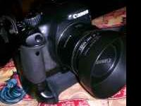 GOT A LIKE NEW CANON T2i FOR SALE I HAVE ONLY HAD IT A
