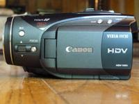 I have for sale a used Canon Vixia HV30 Mini-DV