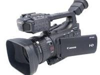 "Canon XF-105 ""High Definition Professional Camcorder,"