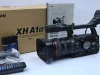 Up for sale is a babied Canon XH A1s camera. Shoots