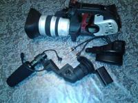 For sale a canon xl1s camcorder pro is in verry good
