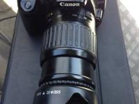 Canon XTi camera in great condition.  comes with neck