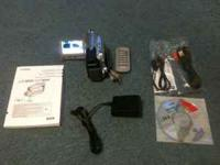 This is a brand new condition Canon ZR850 camcorder. I