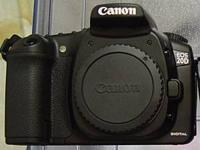 Canon 20D camera (body only).. in great condition. no