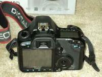 I have mint condition about 2 years old Canon 40D