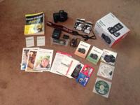 This listing consists of a Canon EOS 60D body only in