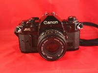 I'm selling my Canon. A1 film video camera. It has