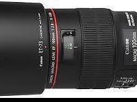 I bought a Canon EF 100mm f/2.8L Macro IS USM Lens that