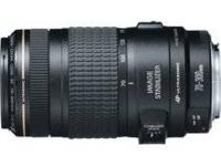 The EF 70-300mm f/4-5.6 IS USM telephoto zoom lens has