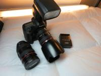 Canon 5D Mark III camera. Camera is in excellent