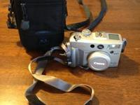 Canon Power Shot G2 Digital Camera with original box,